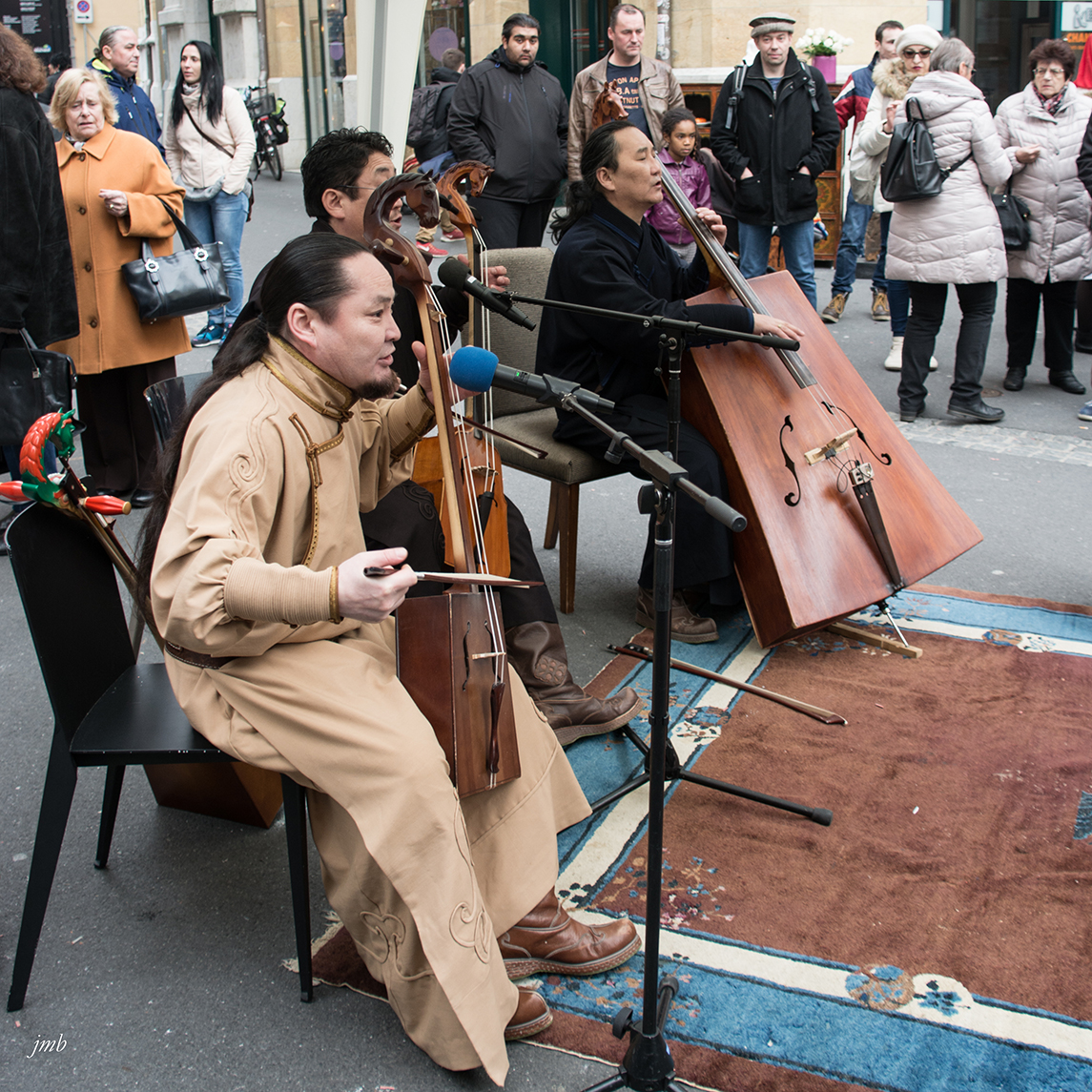 musiciens nouvel an chinois 2016
