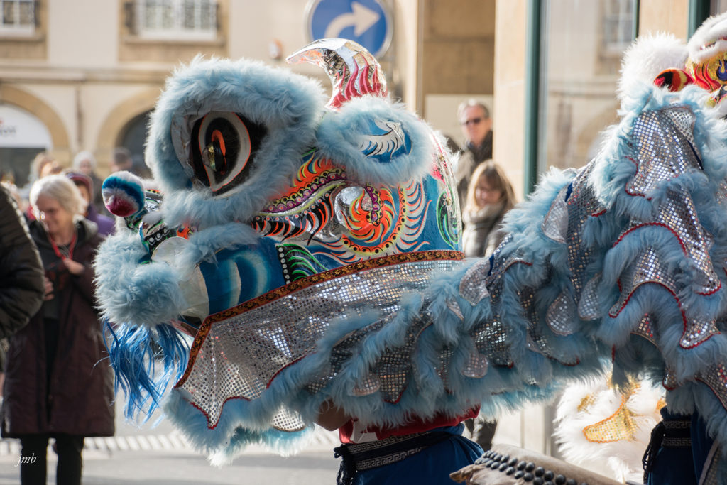 danse du dragon nouvel an chinois 2016