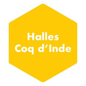 quartier Halles-Coq d'Inde